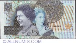 Imaginea #2 a 5 Pounds 2002 (6. II.) - Jubileul de aur al Reginei Elisabeta a II-a