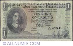 Imaginea #1 a 1 Pound 1954 (29. X.)