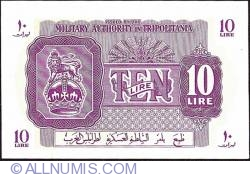 Imaginea #1 a 10 Lire ND (1943)