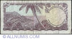 Image #2 of 20 Dollars ND (1965) - M