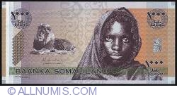 Image #1 of 1000 Shillings 2006