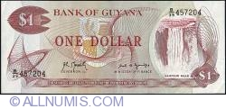 1 Dollar ND (1992)