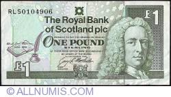 Imaginea #1 a 1 Pound 1994 (3. XII.)
