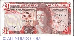 Image #1 of 1 Pound 1975