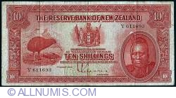 Image #1 of 10 Shillings 1934