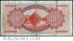 Image #2 of 10 Shillings 1934