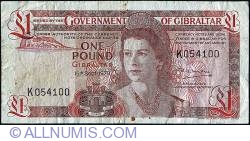 Image #1 of 1 Pound 1979