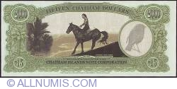 Image #2 of 15 Dollars (1,500 Cents) 1999 A.