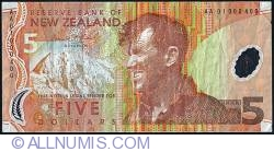 5 Dollars (20)01